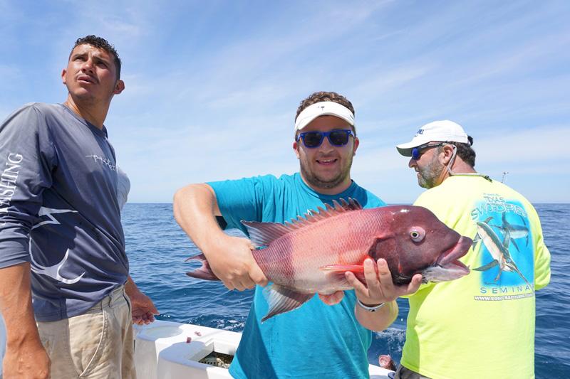 Pisces Catch Fritz Weiss