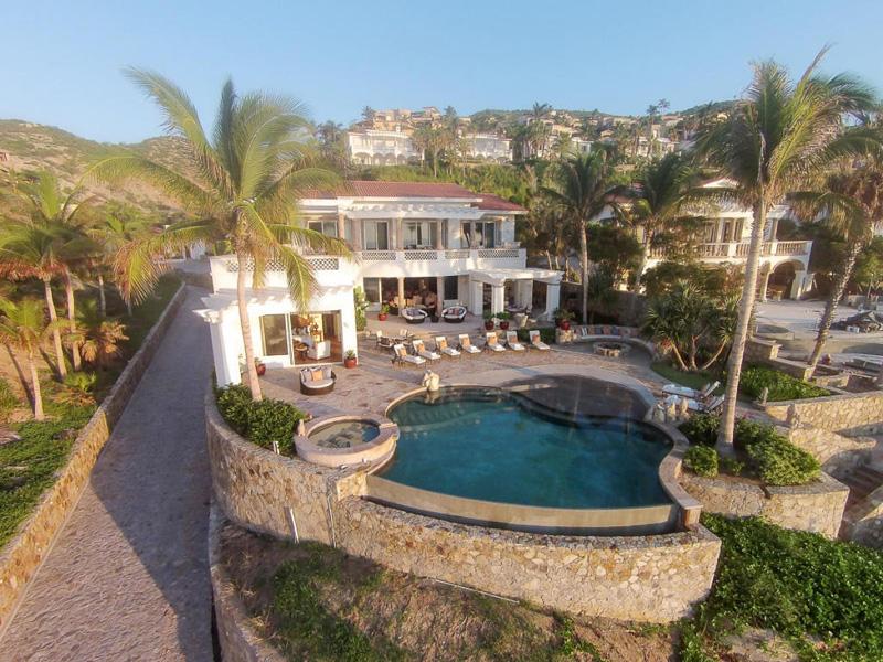 Villa de la playa Cabo